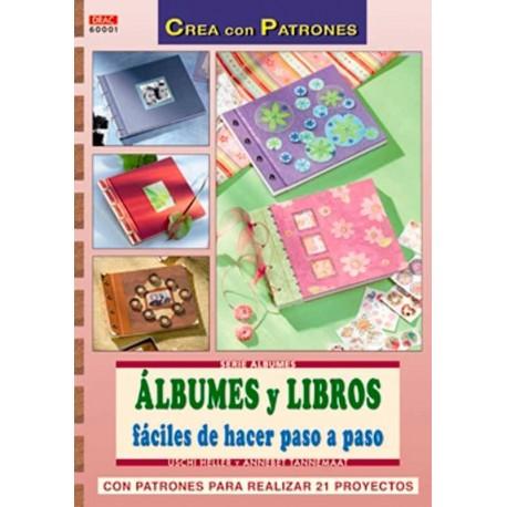 Álbumes y libros fáciles de hacer paso a paso