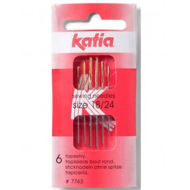 Yarn Needles No. 18 to No. 24 Katia