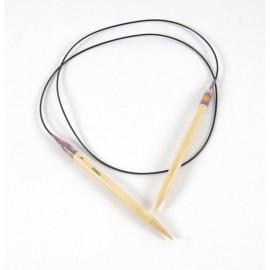 Agujas Circulares de Bambú DMC