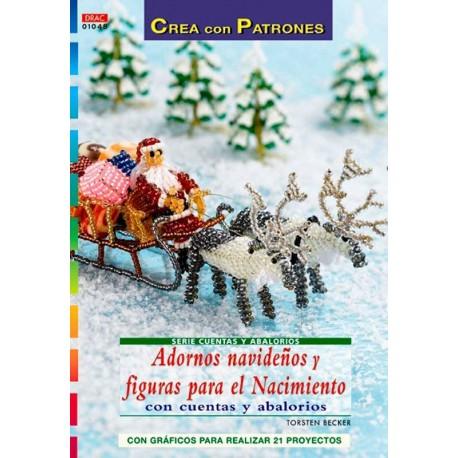 Adornos navideños y figuras para el Nacimiento