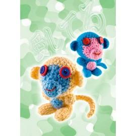 Muñecos de ganchillo Minis Amigurumi