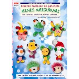 Nuevos muñecos de ganchillo Minis Amigurumi