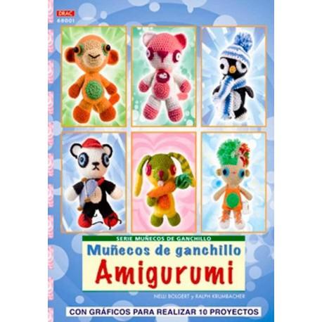 Muñecos de ganchillo Amigurumi