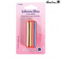 Jaboncillos para marcar telas Hemline