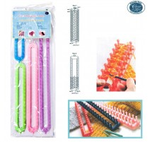 Classic Knit Rectangular Knitting Loom Set