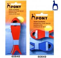 Bobinas de hilo Pony
