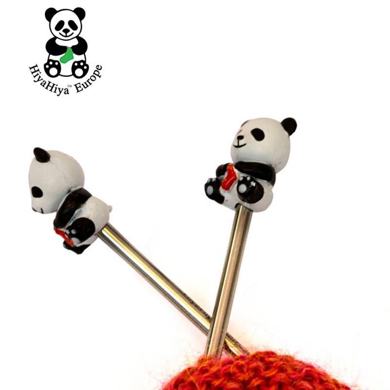 Protectores para agujas Panda HiyaHiya - Las Tijeras Mágicas