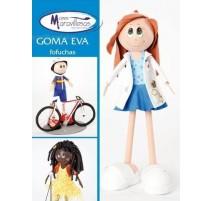 Goma Eva fofuchas 1