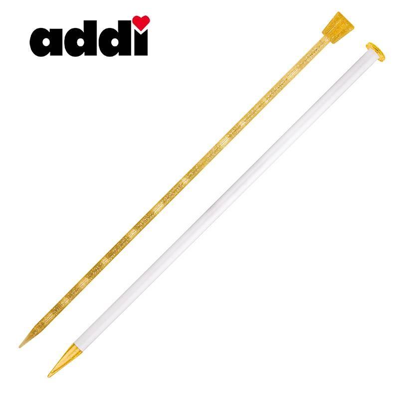 Addi Champagne Knitting Needles