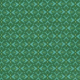 Dreamweaver - Cross Print - Pine
