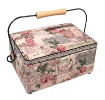Sewing Box - Roses