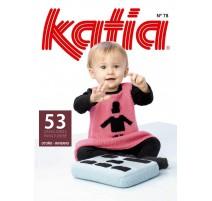 Katia Knitting Magazine Baby Nº 78