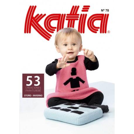 Revista Katia Bebé Nº 78