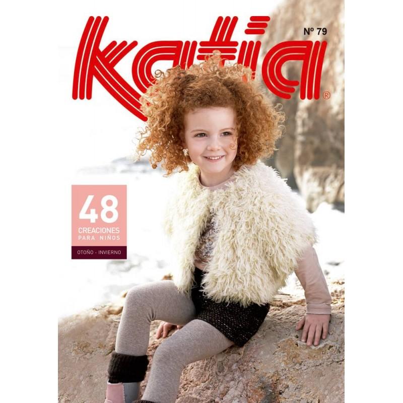 Revista Katia Niños Nº 79 - Las Tijeras Mágicas