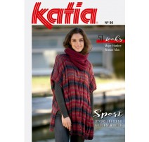 Katia Knitting Magazine Woman Nº 90 Sport