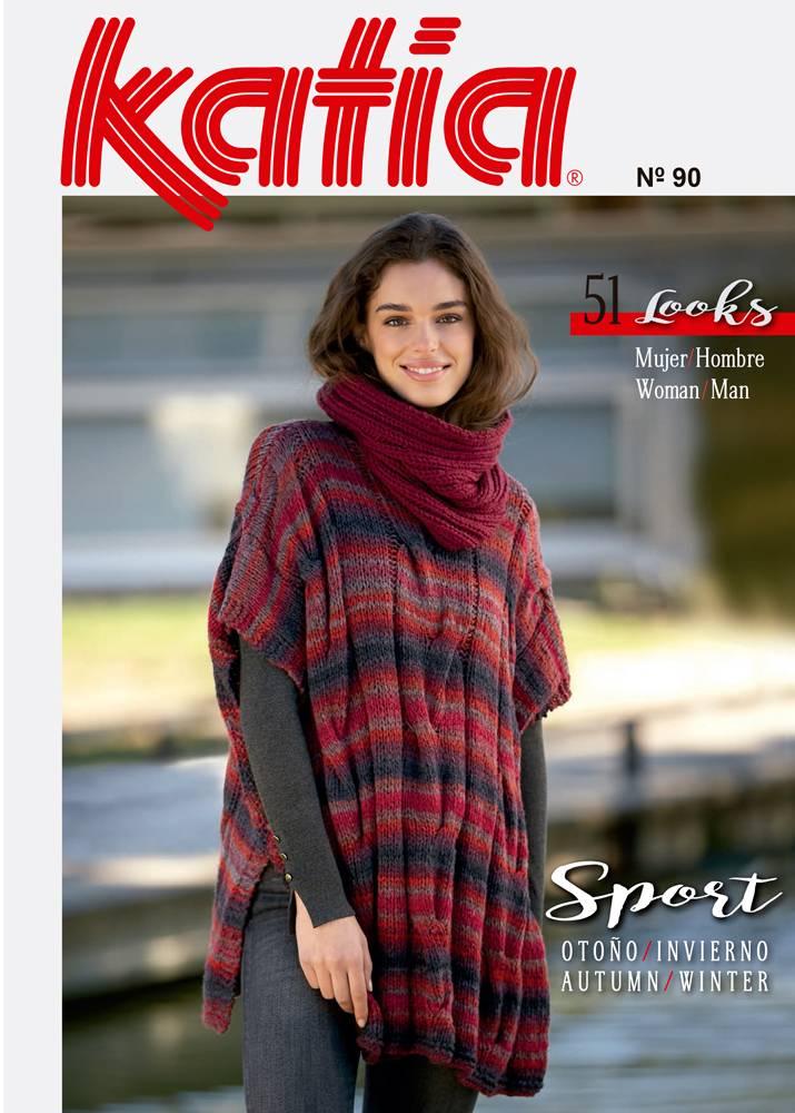 Revista Katia Mujer Nº 90 Sport - Las Tijeras Mágicas 4fd2d54ec4a0