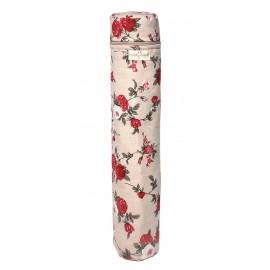 Estuche para agujas de Tricot - Rosas de la Pasión