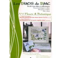 Les Duos DMC Nº 2 - Glicina y Myosotis