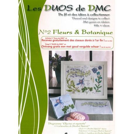 Les Duos DMC Nº 2 - Glycine et myosotis