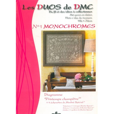 Los Duos DMC Nº 1- Primavera rural