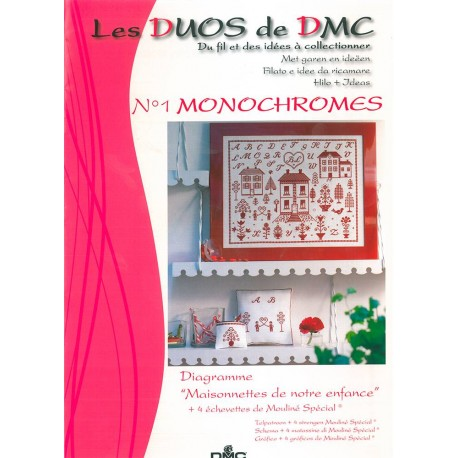 Los Duos DMC Nº 1 - Casas de nuestra infancia
