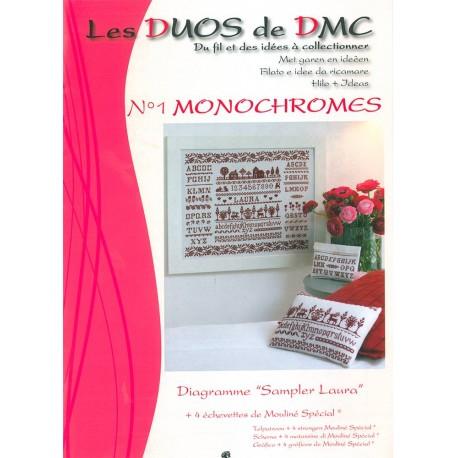 Los Duos DMC Nº 1 - Muestra Laura