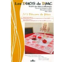 Los Duos DMC Nº 3 - Ornementos rojos