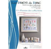 Los Duos DMC Nº 4 - Colección de hueveras