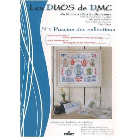 Los Duos DMC Nº 4 - Colección de cafeteras