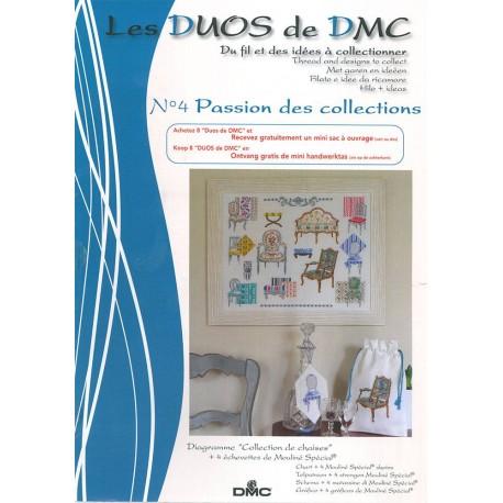 Los Duos DMC Nº 4 - Colección de sillas