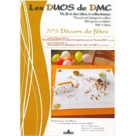 Los Duos DMC Nº 3 - Cotillón