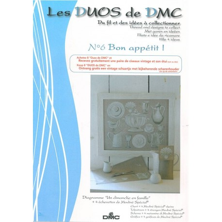 Los Duos DMC Nº 6 - Un domingo en familia