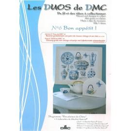 Los Duos DMC Nº 6 - Porcelanas de China