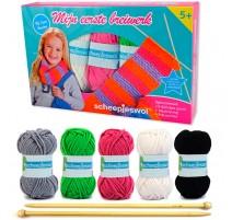 My first knitting Kit - Scheepjes