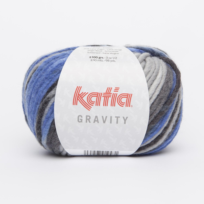 Katia Gravity | Lanas Katia | Las Tijeras Mágicas