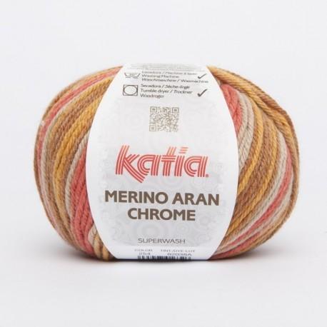 Merino Aran Chrome - 254